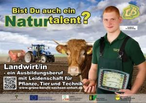 Ausbildungsberuf Landwirt
