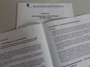 Erklärung LBV TAG 2014