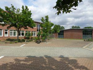 Schule Sporthalle
